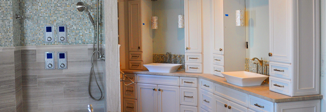 residential bathroom double sinks Summerland Key
